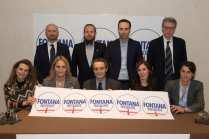 Varese : presentazione lista fontana presidente