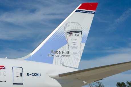 Norwegian Babe Ruth