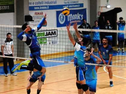 saronno-novi volley 13012018 (1)