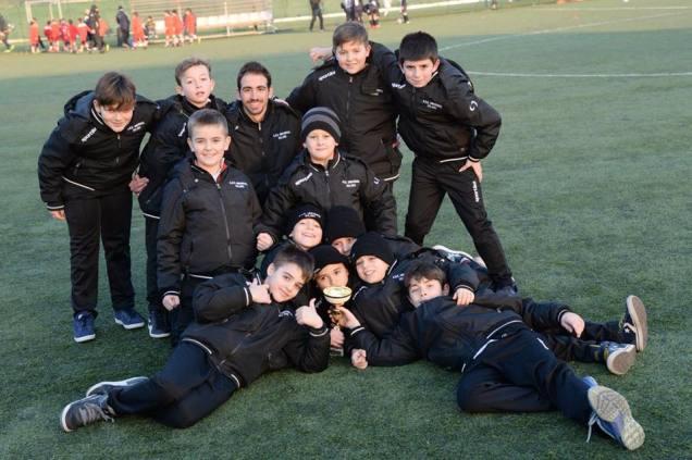 pulcini 2008 rossi torneo 10022018