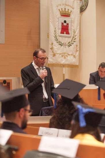 Marco Giardino_cerimonia Diplomi AIMO 2018