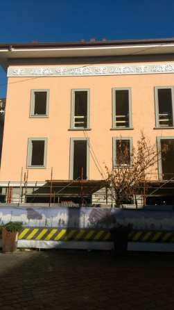 nuovo edificio piazzetta portici