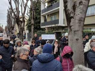 20190223 passeggiata bagolari via roma presidio protesta (11)