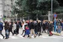 20190223 passeggiata bagolari via roma presidio protesta (5)