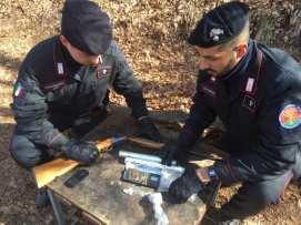 carabinieri operazione boschi