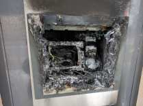 20190711 bancomat incendiato credem (2)