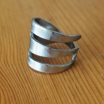 Kuchengabel-Ring