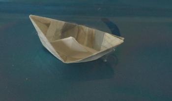 Tyvek-Schiffchen
