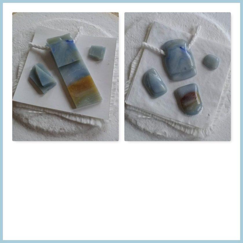 Tiffanyglas gefust