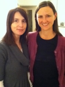 Marianne Lee and Ilse