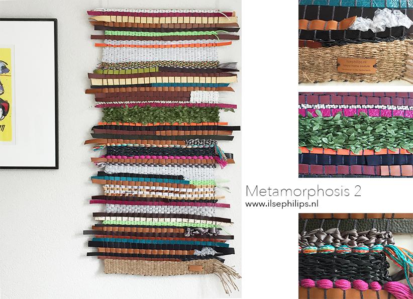 Metamorphosis 2 - Upcycle Art 2 collage