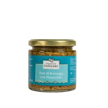 Patè di Bottarga con Pistacchio