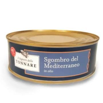 Sgombro del Mediterraneo 1 kg