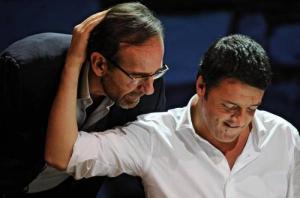 Nencini e Renzi