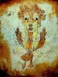 L'angelo della Storia, Paul Klee