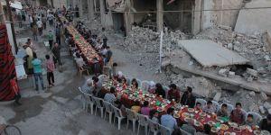 SYRIA-CONFLICT-RELIGION-RAMADAN-ISLAM
