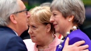 Juncker-Merkel-May