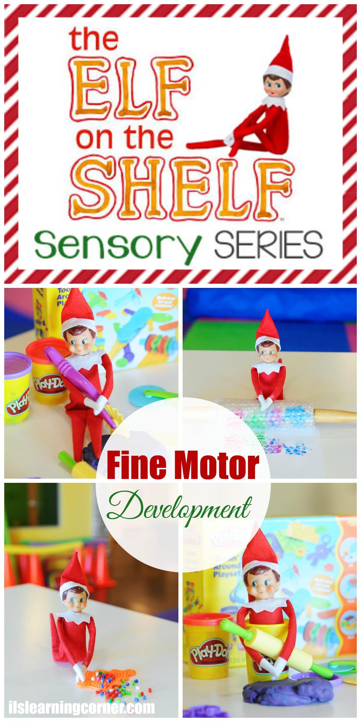 Elf On The Shelf Sensory Series Helping Your Child S