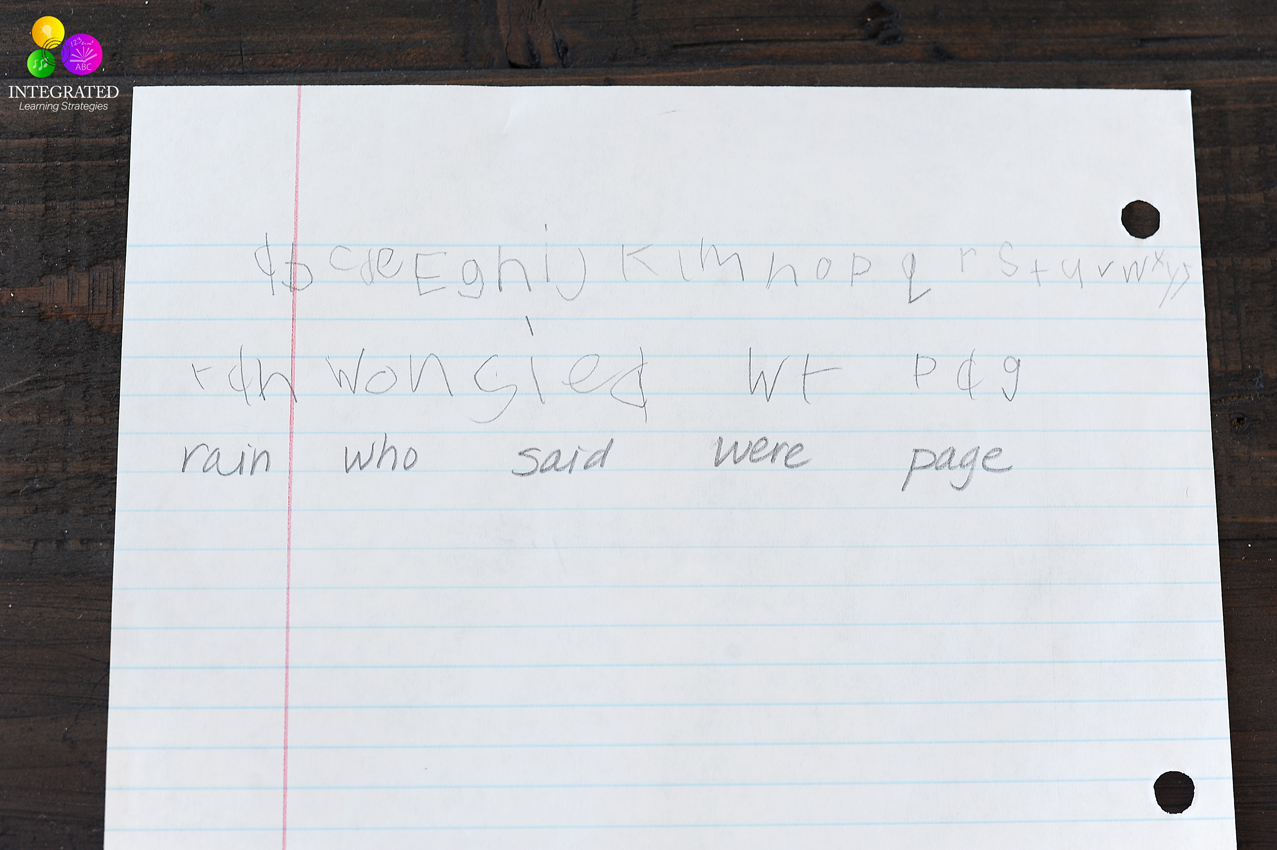 Letter Directionality Why Directionality And Writing