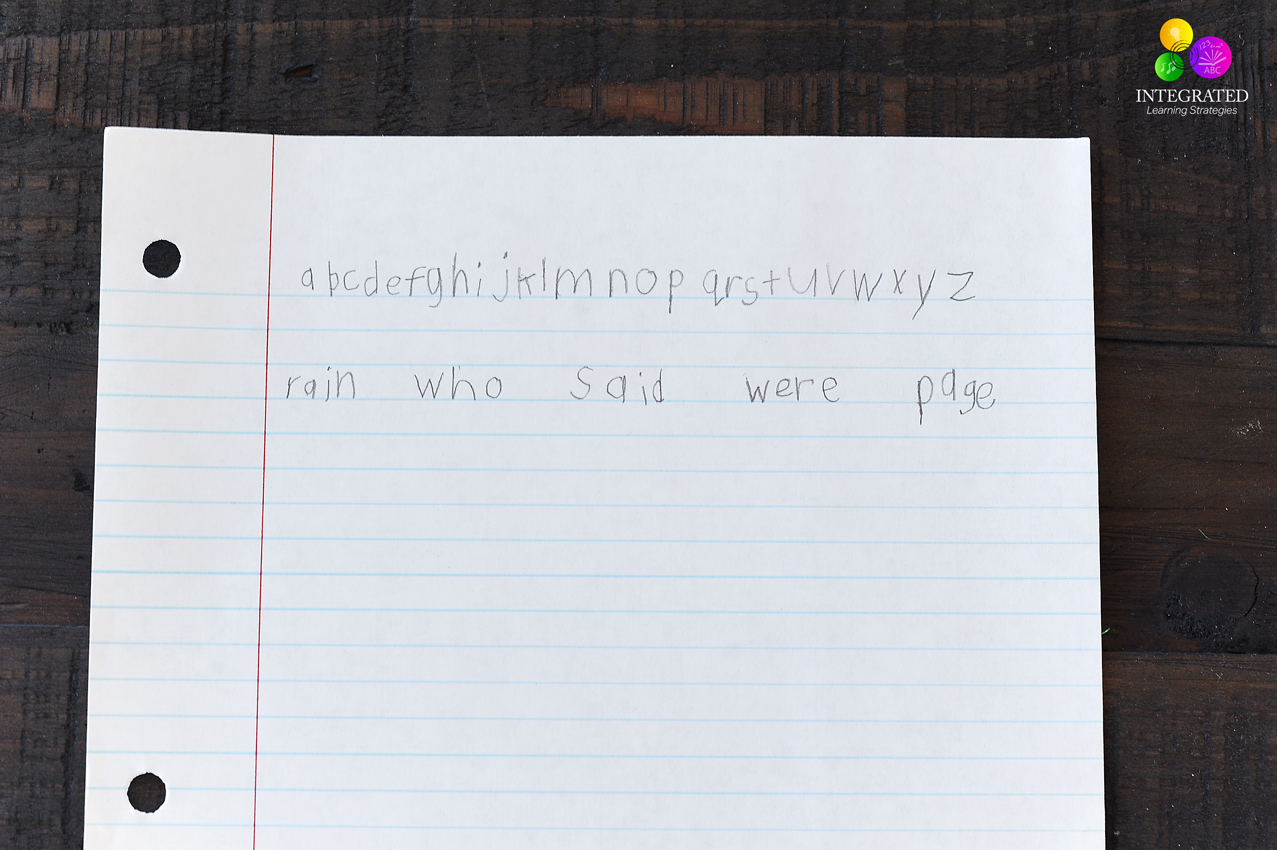 Letter Directionality Why Directionality And Writing Letters Backward Is Part Of A Greater