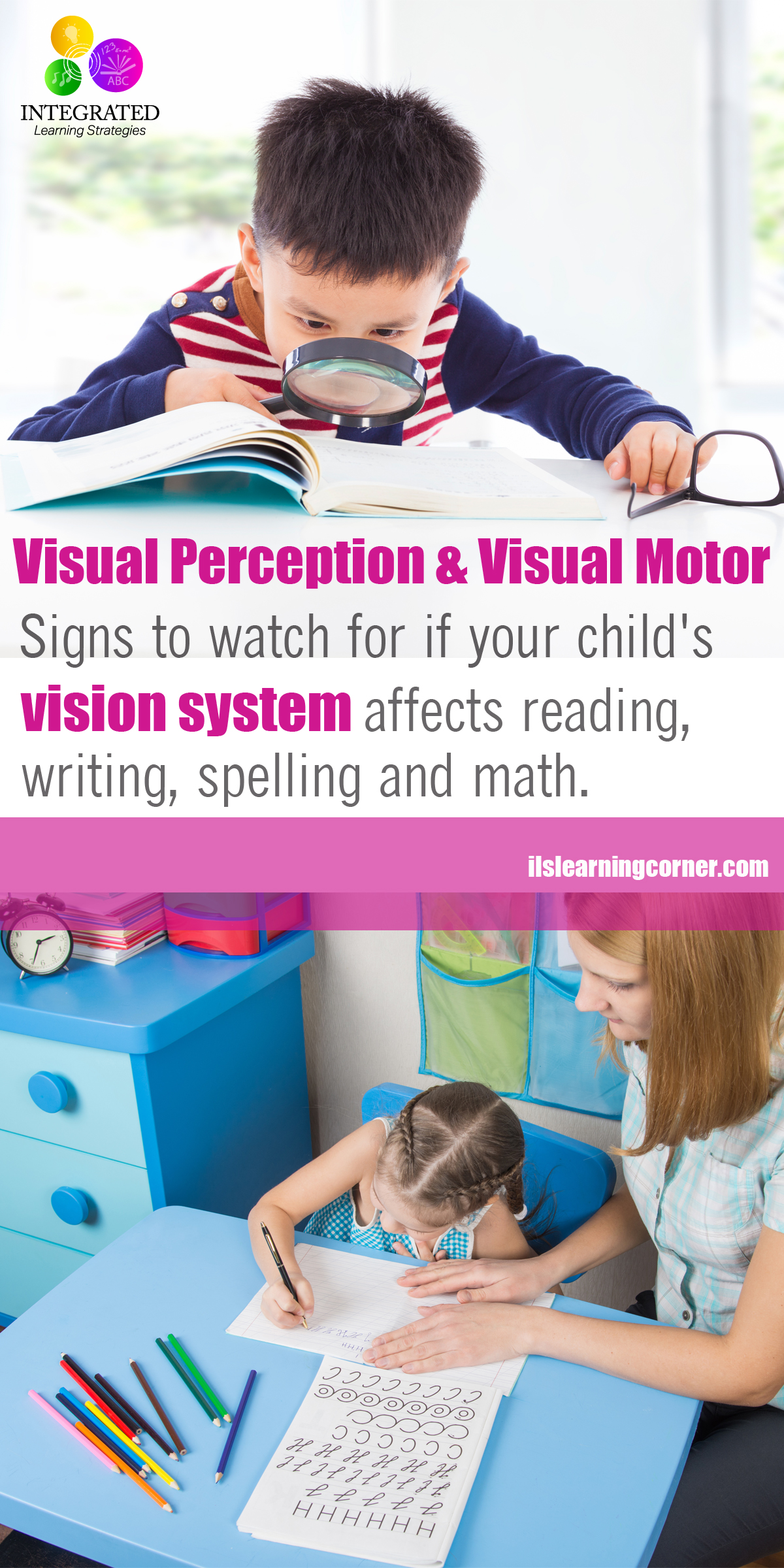 Visual Development Why Poor Visual Perception Skills
