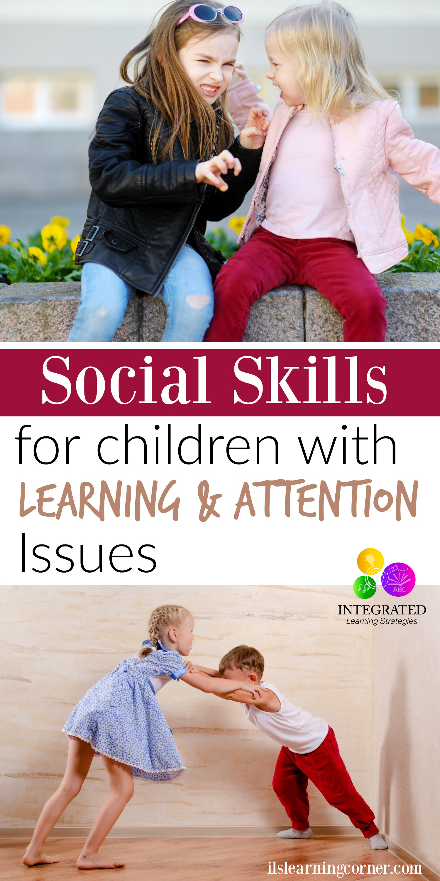 Social Skills For The Child With Learning And Attention