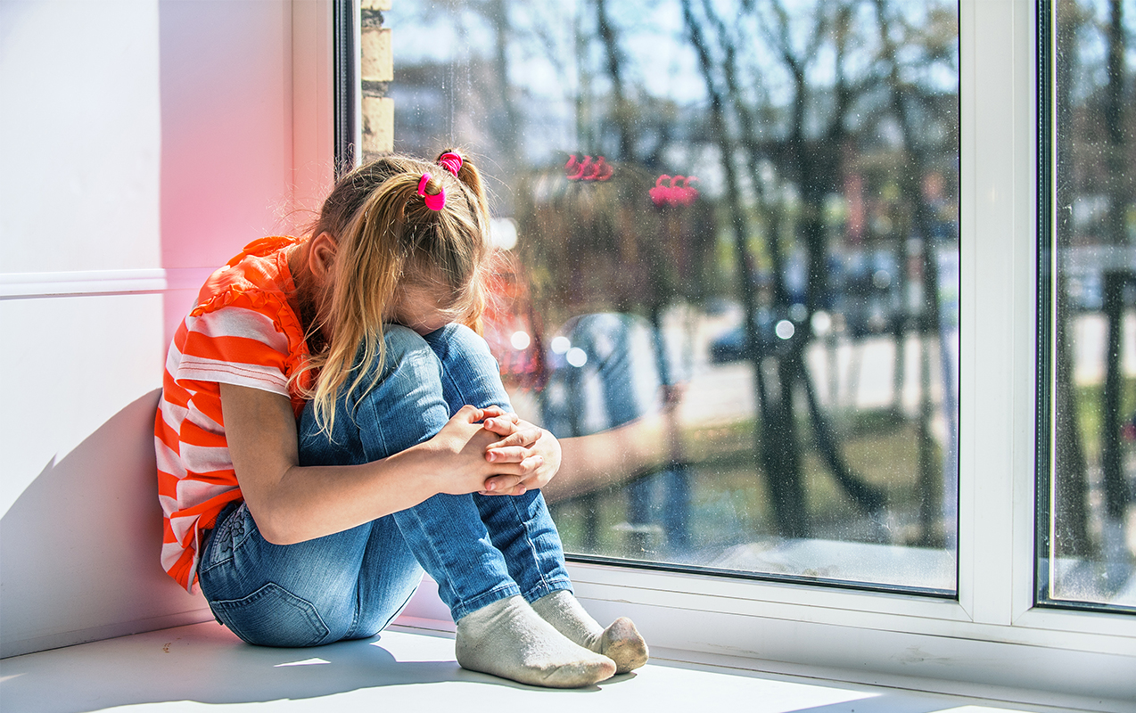 Anxious Behavior Hyperventilation And Fight Or Flight Linked To Anxiety In Children