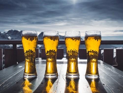 birra, pagina, drink, personalità, presentazione