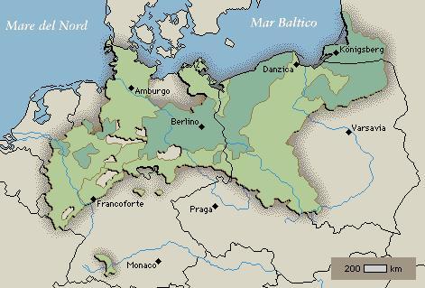 La Prussia