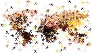 Le migrazioni nel mondo