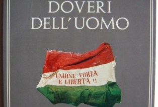 libro doveri dell'uomo unione forza libertà giuseppe mazzini