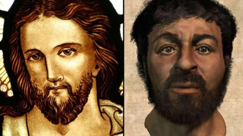 Vero volto Cristo