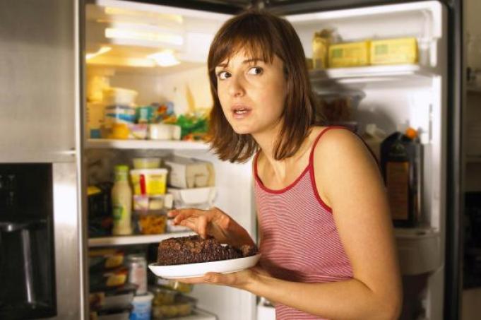Quando il cibo diventa sfogo emotivo