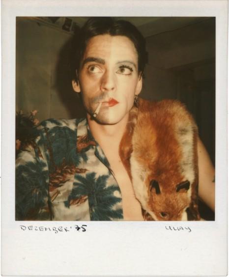 Ulay, S'he, 1973, Auto-Polaroid