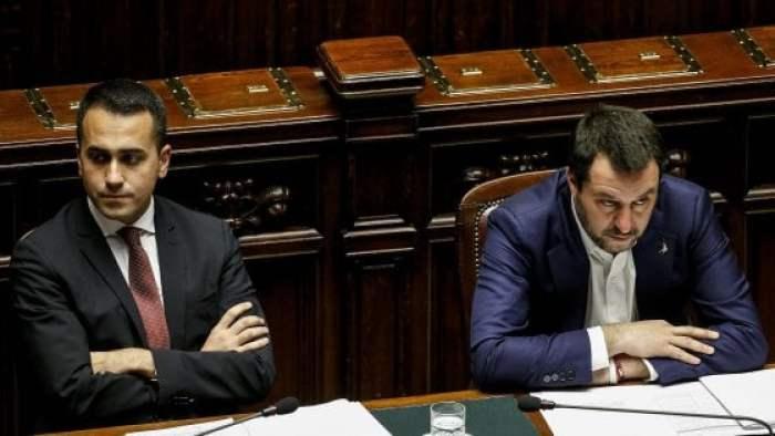 25 aprile Salvini Di maio