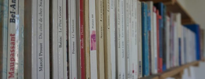 Déménagement partie 1 : Des tonnes de livres