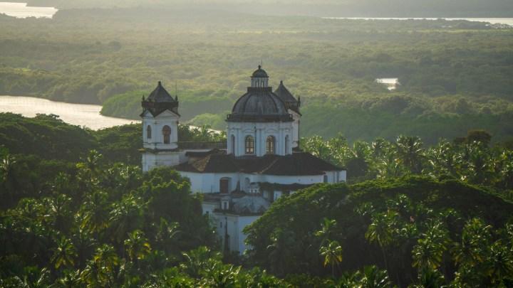 L'église St Cajetan à Old Goa