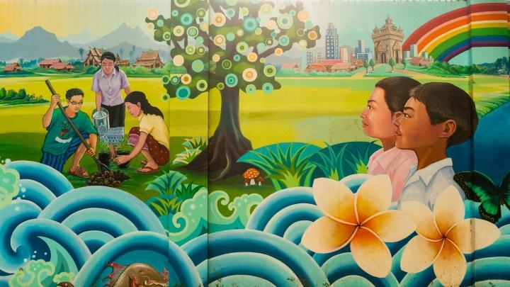 Bon vent de Vientiane !