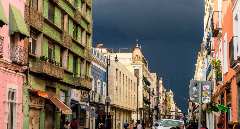 Puebla avant l'orage
