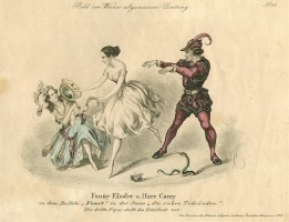 Fanny Ellsler Risorgimento
