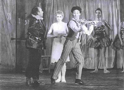 consigli di incontri da ballerini di balletto