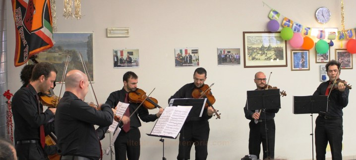 aRchimisti ensemble con Claudia Celi e Paolo Di Segni