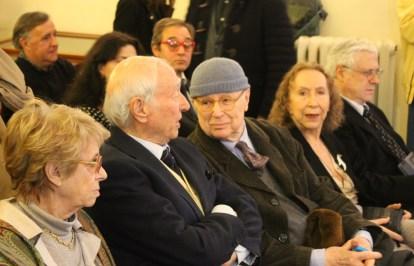 Margherita Pastore Piero Angela Beppe Menegatti