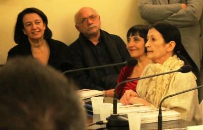 Carla Fracci Claudia Celi Donatella Bertozzi