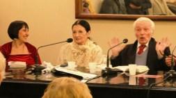 Claudia Celi Carla Fracci Alberto Testa