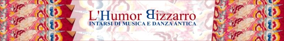 Humor Bizzarro 2018 Early Music Early Dance