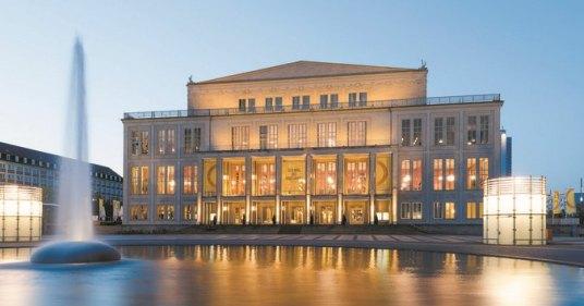 Opera Leipzig audizioni auditions