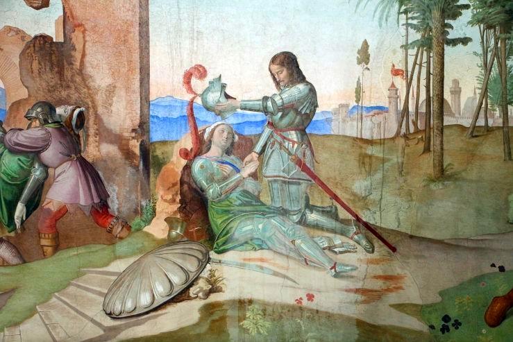 """Il """"Combattimento di Tancredi e Clorinda"""" a Ronciglione e Civita Castellana"""