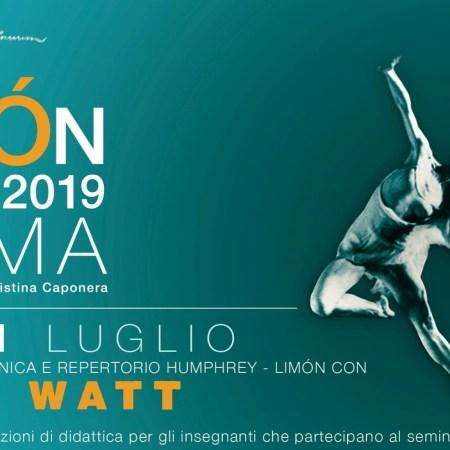Limón Italia 2019 Maison de la Danse