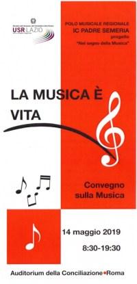 Ufficio Scolastico Regionale La musica è vita